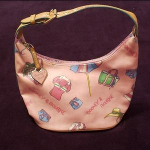 Dooney & Bourke Summer Purse :)